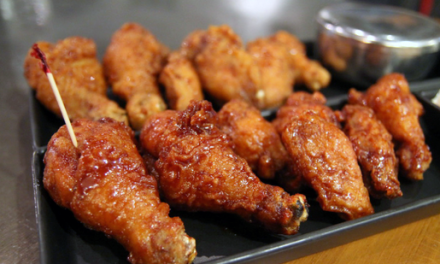 Bonchon | Soy Garlic Wing Review