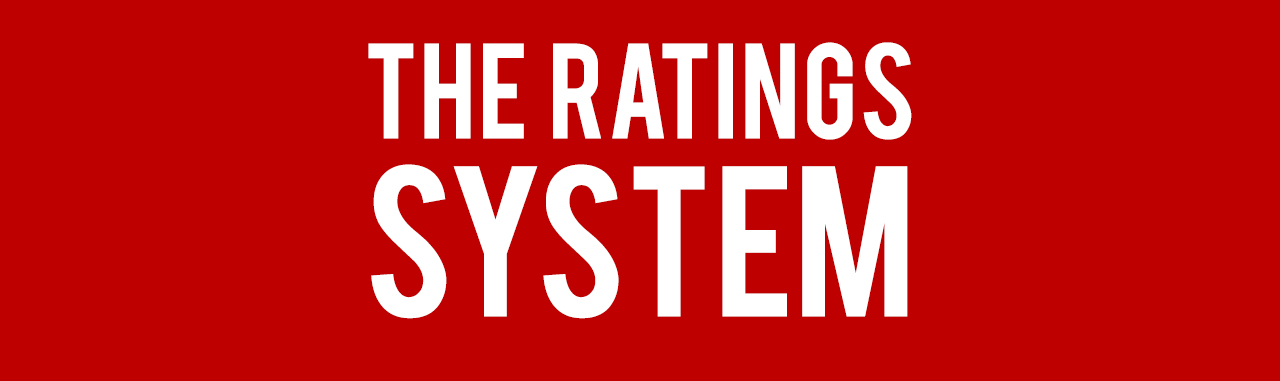 The Ratings System District of Wings, Washington DC