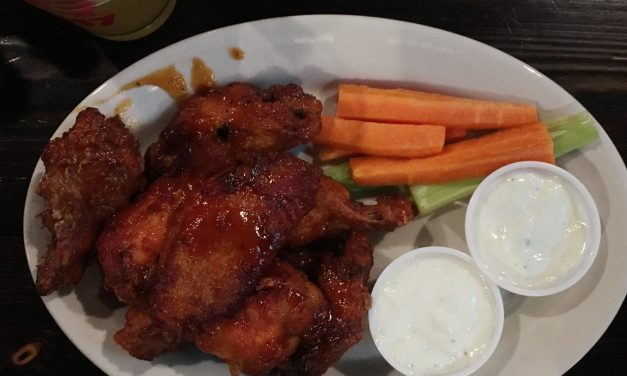 The Ugly Mug | Mambo Sauce Wings Review
