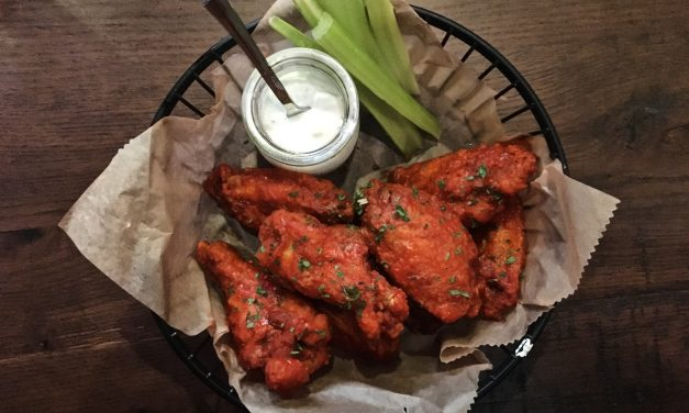10 Tavern | Buffalo Wings Review