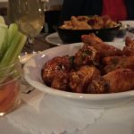 Carving Room – Honey Harissa Chicken Wings