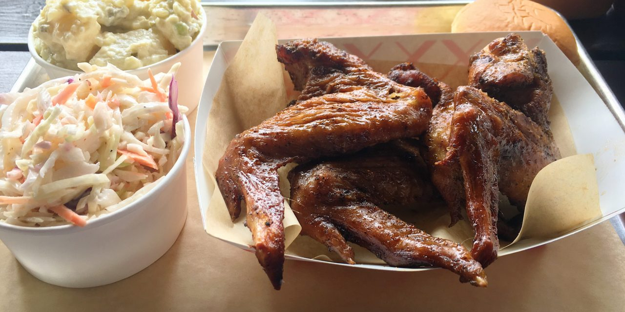 Kenny's Smokehouse Market – Smoked Wings