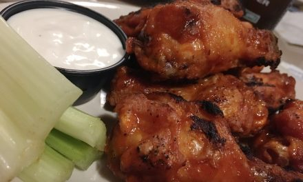 Hard Times Cafe – Chili Lime Wings