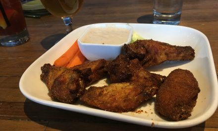 Due South | Smoked Chicken Wings